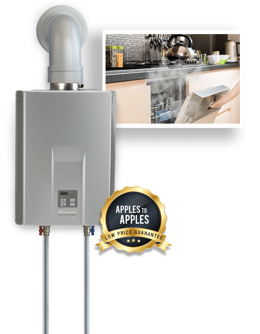 tankless water heater charlotte nc