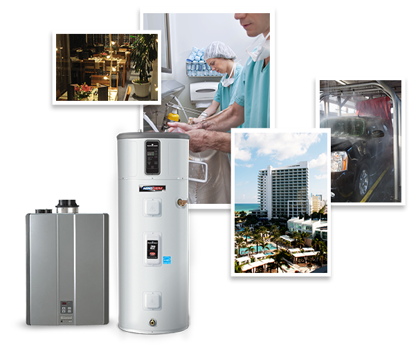 Commercial Water Heaters Water Heater Experts